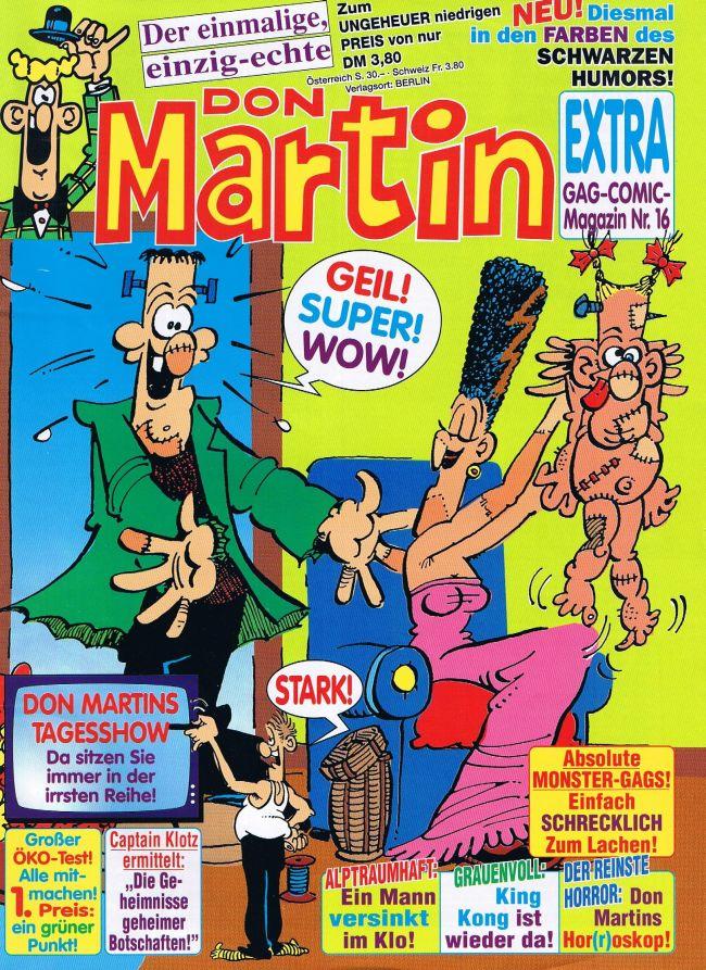 Don Martin #16 • Germany