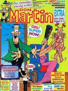 Go to Don Martin #16 • Germany