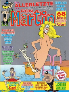 Go to Don Martin Super-GAG Sonderheft #2 • Germany