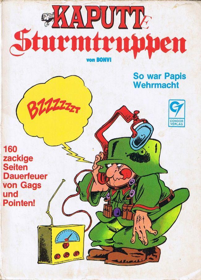 Kaputte Sturmtruppen #10 • Germany