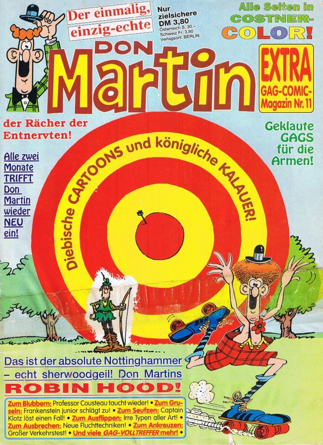 Don Martin #11 • Germany