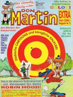 Go to Don Martin #11 • Germany