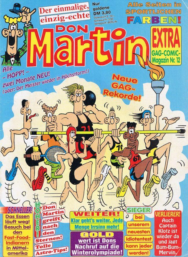 Don Martin #12 • Germany