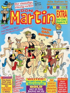 Go to Don Martin #12 • Germany