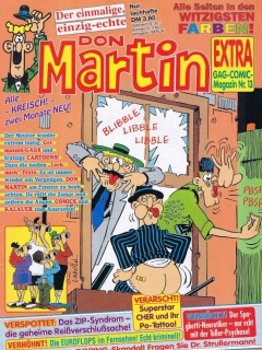 Go to Don Martin #13 • Germany