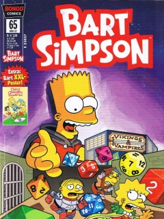 Go to Bart Simpson #65 • Germany