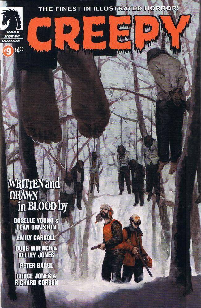 Creepy Comics #9 • USA