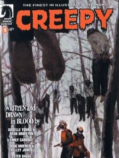 Creepy Comics #9