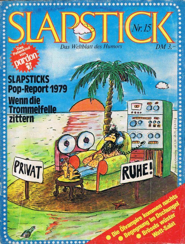 Slapstick #15 • Germany