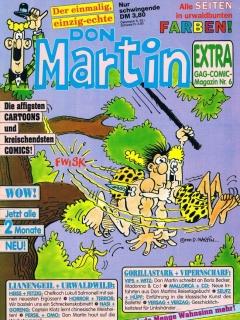 Go to Don Martin #6 • Germany