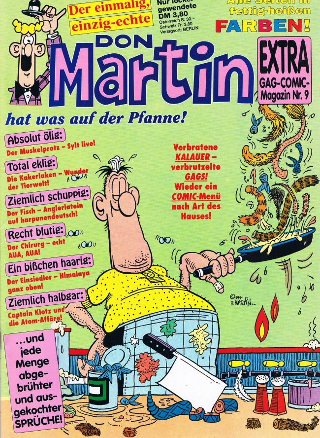 Don Martin #9 • Germany