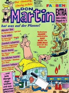 Go to Don Martin #9 • Germany
