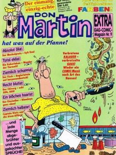 Go to Don Martin #9 • Germany