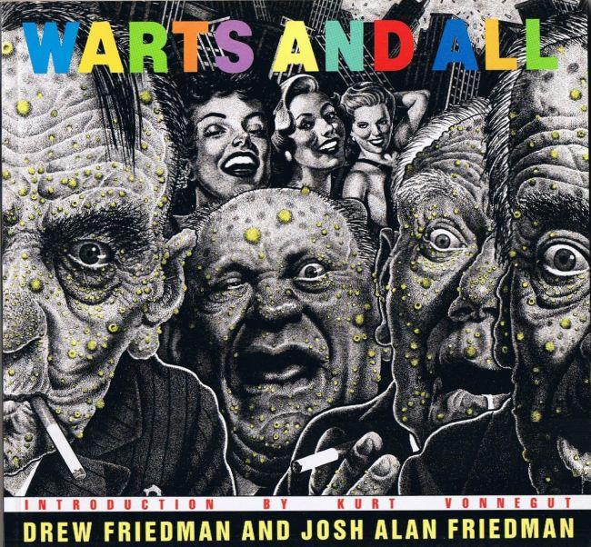 Side Projects by Drew Friedman • USA