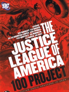 Go to The Justice League of America-100 Project • USA