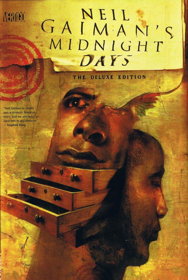 Neil Gaiman's Midnight Days • USA