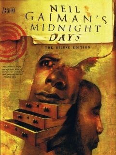 Go to Neil Gaiman's Midnight Days • USA