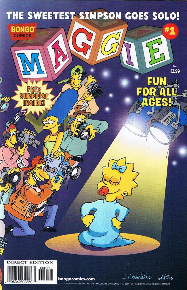 Maggie #1 • USA