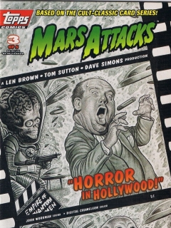Mars Attacks #3 • USA
