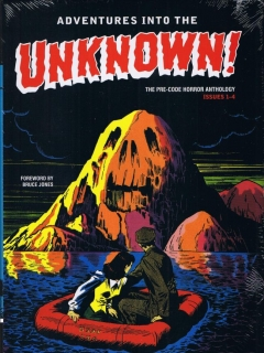 Adventures Into The Unknown Archives #1 • USA