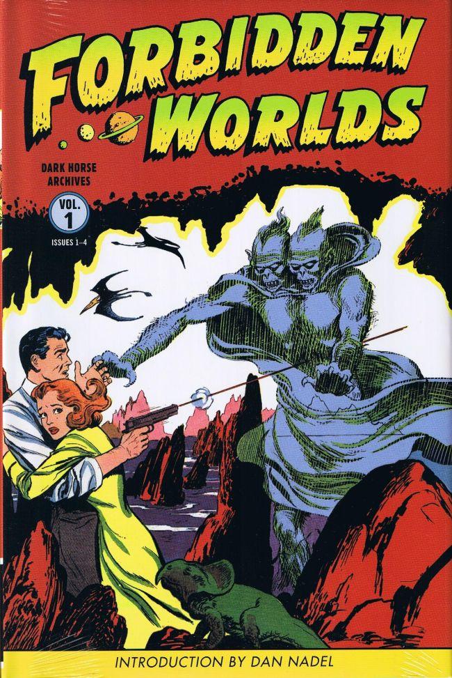 Forbidden Worlds Archives #1 • USA