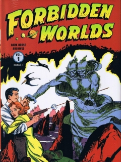 Forbidden Worlds Archives #1 • USA