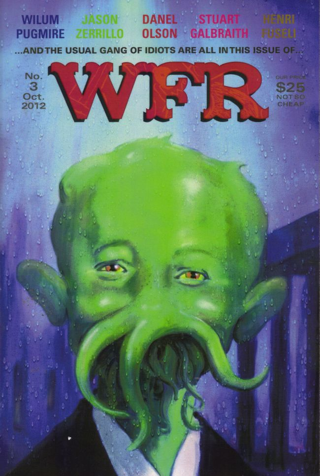 Weird Fiction Review #3 • USA
