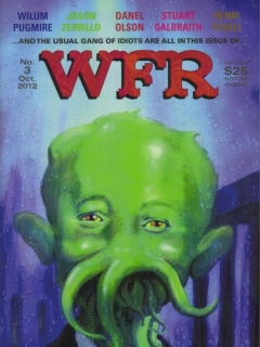 Go to Weird Fiction Review #3