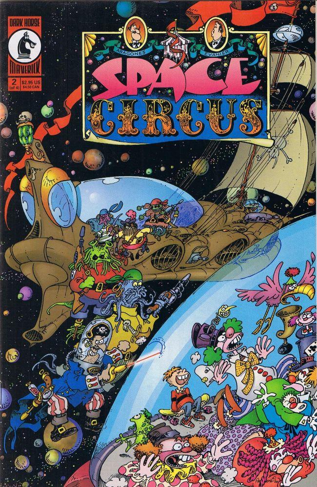 Space Circus #2 • USA