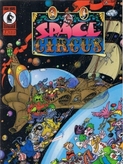 Go to Space Circus #2 • USA