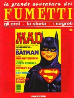 Go to le grande avventura dei Fumetti #23