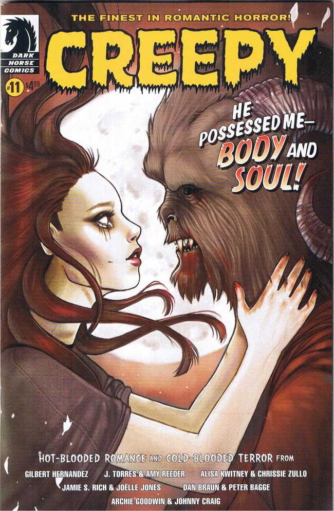Creepy Comics #11 • USA