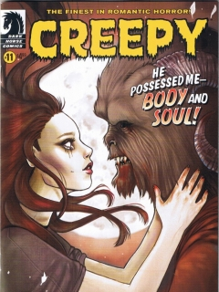 Go to Creepy Comics #11 • USA