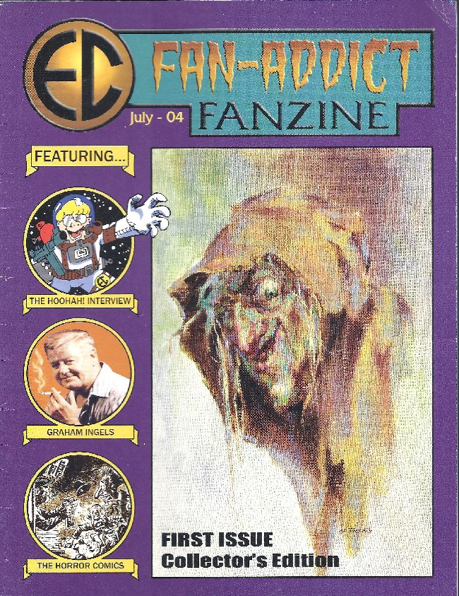 The EC Fan-Addict Fanzine #1 • USA