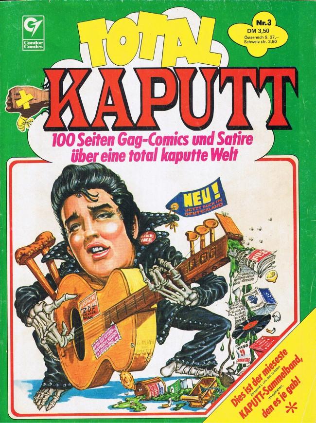 Total Kaputt #3 • Germany