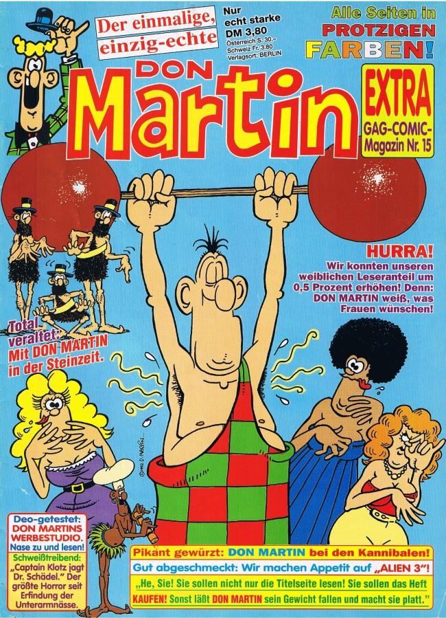 Don Martin #15 • Germany