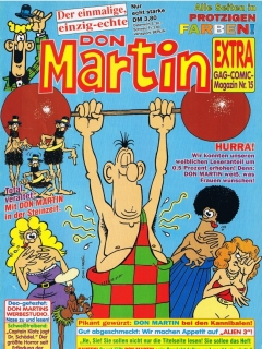 Go to Don Martin #15 • Germany