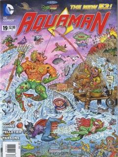 Aquaman #19 • USA