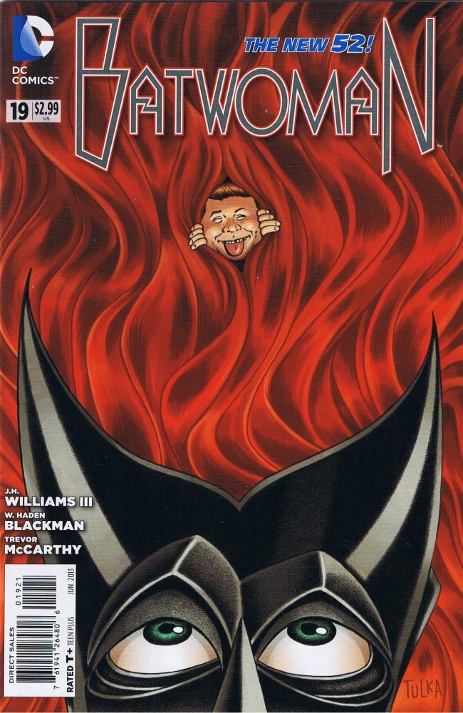 Batwoman #19 • USA