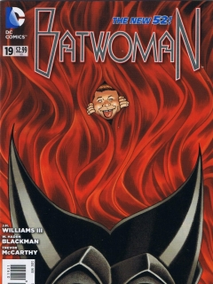 Go to Batwoman #19