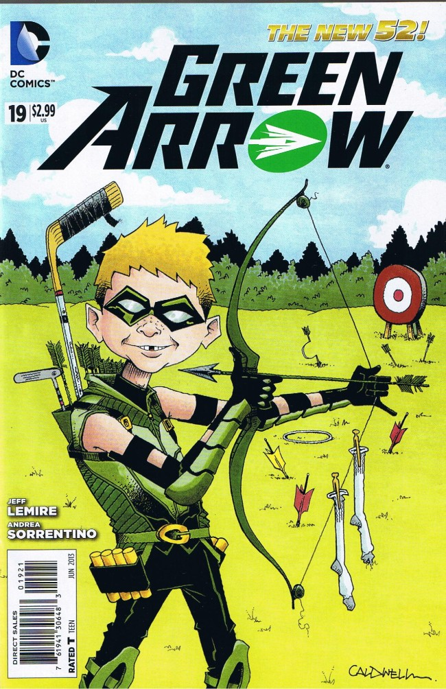 Green Arrow #19 • USA