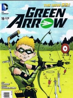 Go to Green Arrow #19