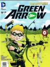 Thumbnail of Green Arrow #19
