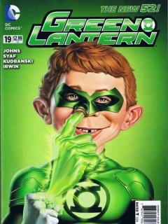Go to Green Lantern #19