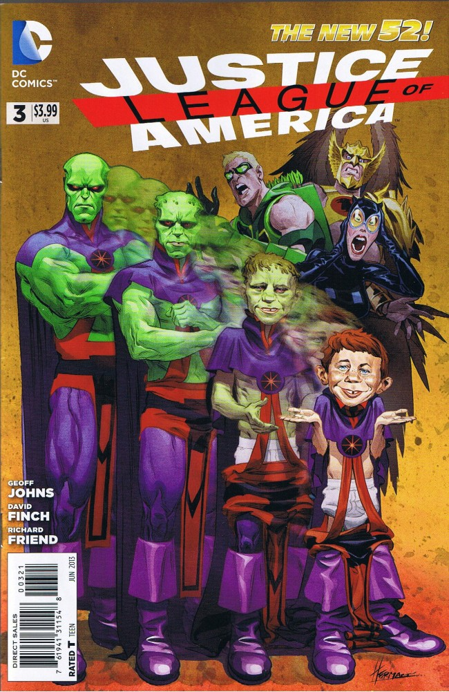 Justice League of America #3 • USA