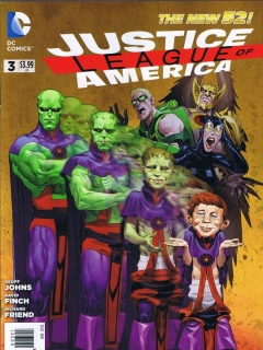 Go to Justice League of America #3 • USA