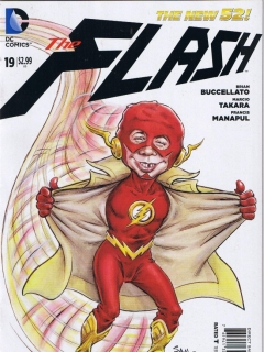 Go to The Flash #19