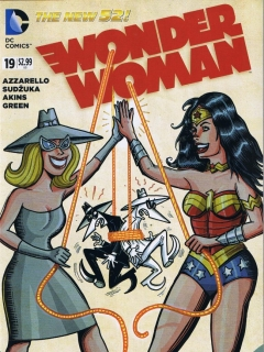 Go to Wonder Woman #19