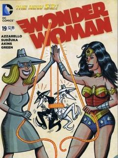 Go to Wonder Woman #19