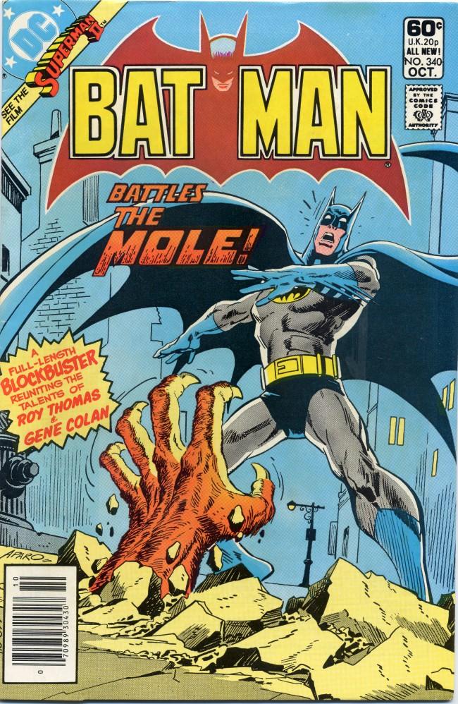 Batman #340 • USA